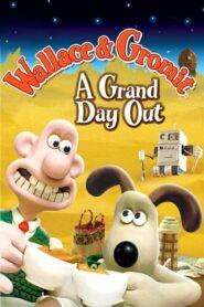 Wallace i Gromit: Podróż na Księżyc