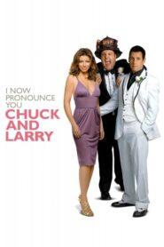 Państwo młodzi: Chuck i Larry
