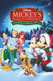 Magiczna Gwiazdka Mikiego: Zasypani w Cafe Myszka